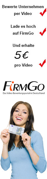 Verdienen Sie 5 Euro mit einem Bewertungsvideo